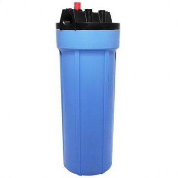 "General Ecology PRE-FILTER HOUSING 10"" 3/8 BLUE"